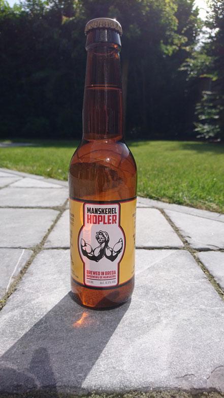 Manskerel Hopler Bier